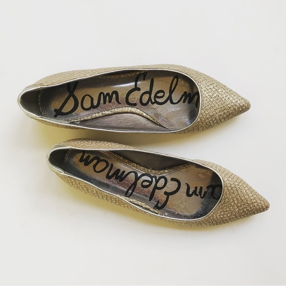 Sam Edelman Shoes - Sam Edelman Colleen Pointed Toe Flats